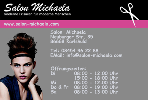 500 salon michaela